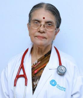 Dr. Rajamani Laljee
